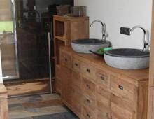 Verbouw luxe slaap-/ badkamer te Vuren