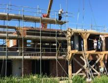 Nieuwbouw woning te Nieuwendijk